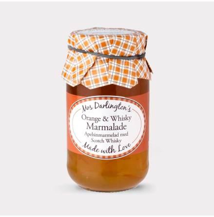 Marmelad med Apelsin & Whisky