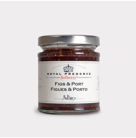 Marmelad med Fikon & Portvin