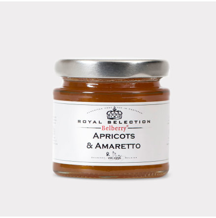 Marmelad med Aprikos & Amaretto