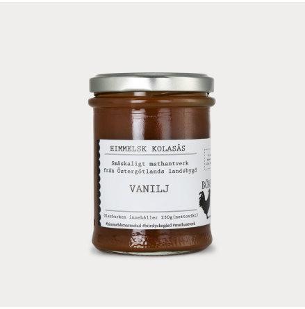 Kolasås med Vanilj