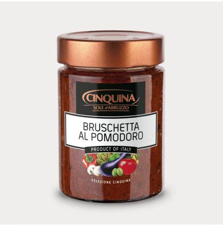 Bruschetta med tomat, ai Pomodoro