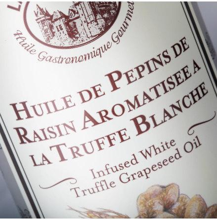 Olja med smak av vit tryffel