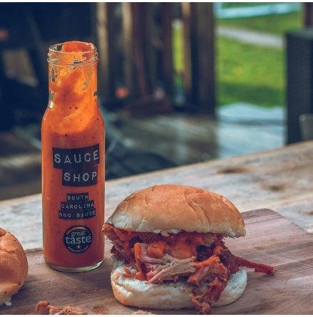 South Carolina BBQ sauce