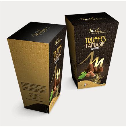 Chokladtryffel Hazelnöt