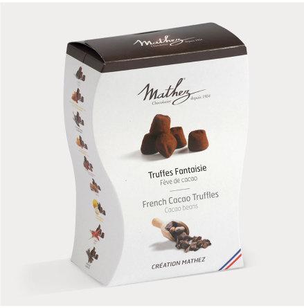 Chokladtryffel, De Cacao
