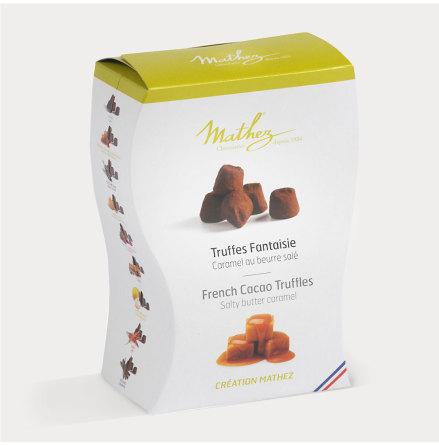 Chokladtryffel Caramel