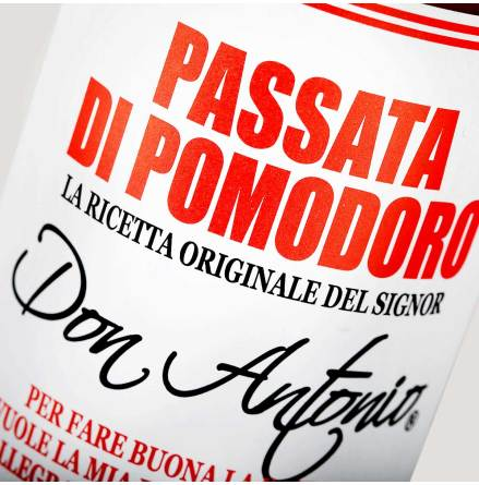 Tomatsås Pomodori
