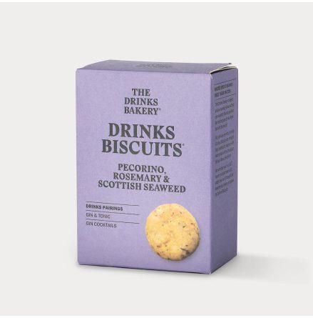 Biscuits Pecorino med Rosmarin & Skotsk tång