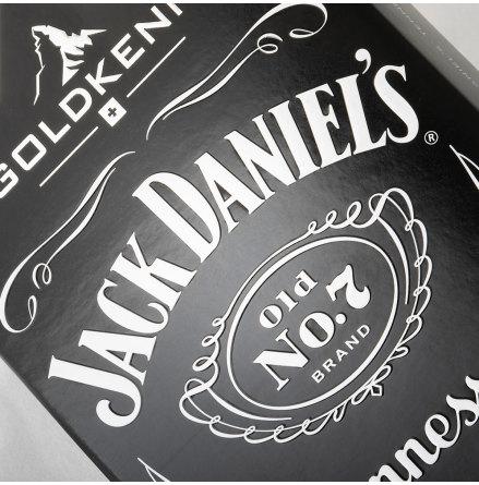 Choklad fylld med Jack Daniels Whiskey
