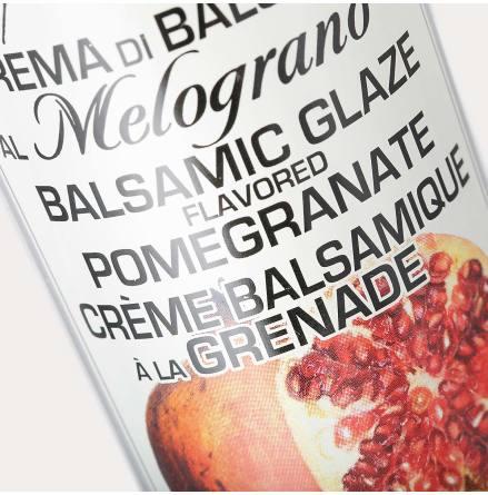 Balsamico med smak av Granatäpple