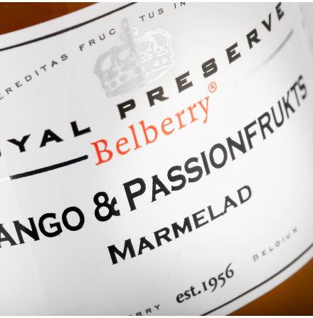 Marmelad med Mango & Passionsfrukt