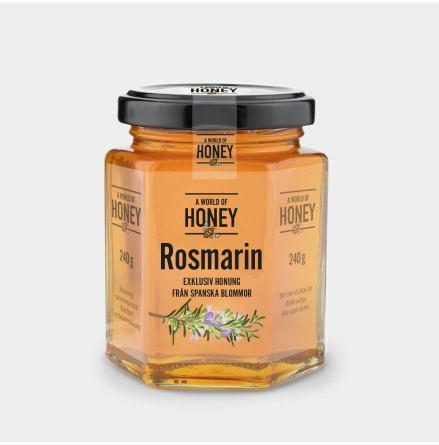 Spansk Honung Rosmarin