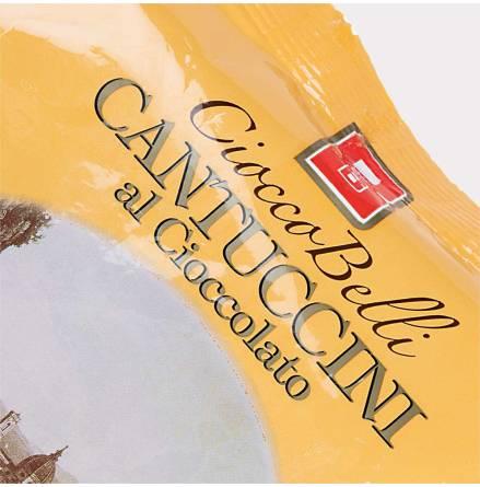 Cantuccini Choklad