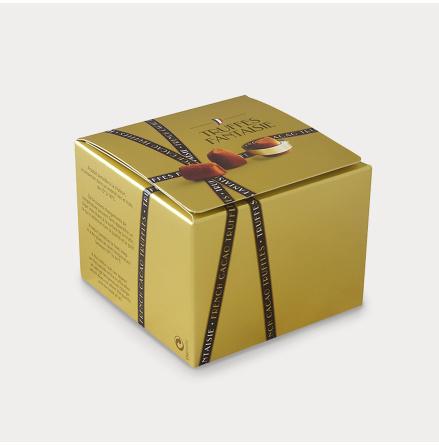 Chokladtryffel Champagne i presentförpackning