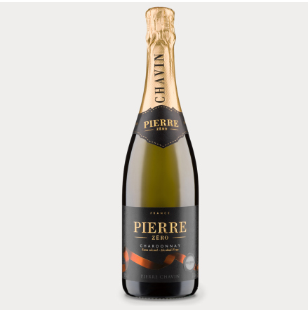 Pierre Zero Sparkling Chardonnay