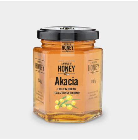 Serbisk Honung Akacia