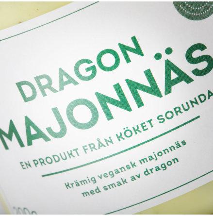 Dragonmajonnäs (vegansk)