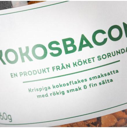 Kokosbacon