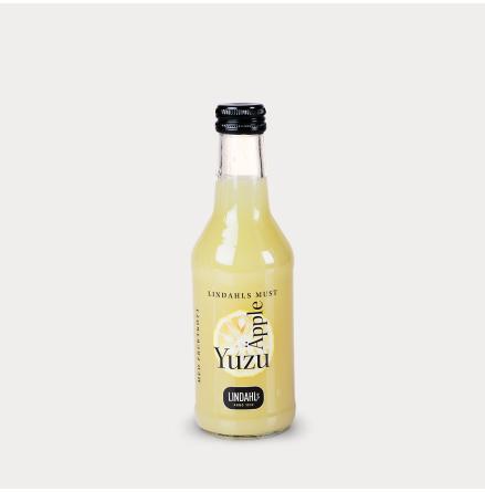 Äppelmust med Yuzu