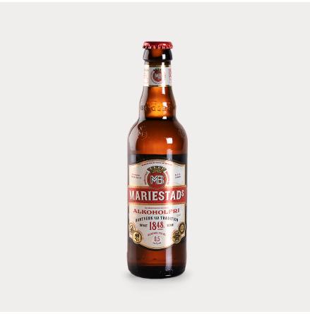 Mariestad Alkoholfri öl 0,5%