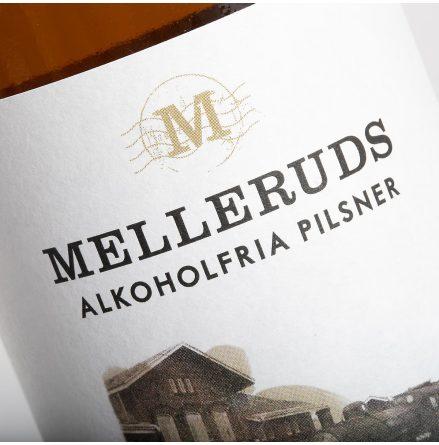 Melleruds Alkoholfria pilsner 0,5 %