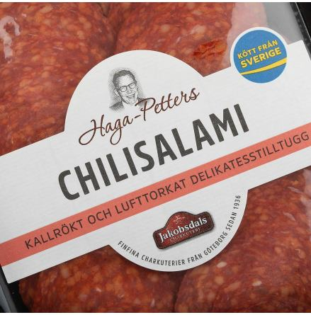 Chilisalami