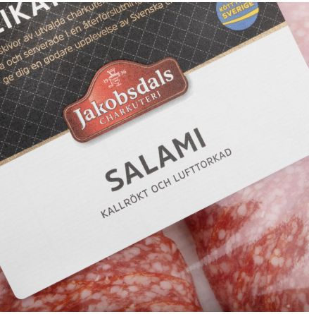 Kallrökt och Lufttorkad Salami