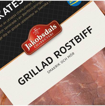Grillad Rostbiff