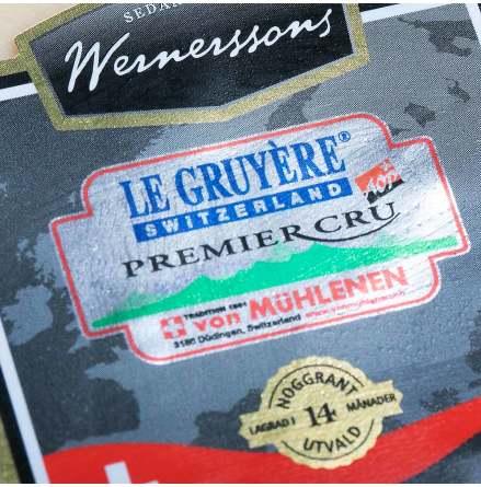 Le Gruyère premier CRU