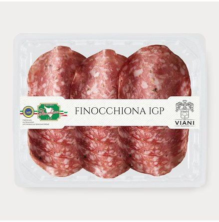 Salami Finocchiona IGP