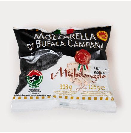 Buffelmozzarella, Svinn-Bra, kort datum