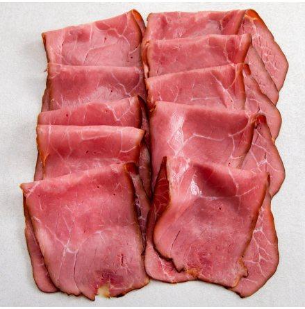 Varmrökt nötkött (Svinn-Bra, kort datum)