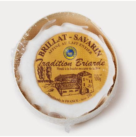 Brillat savarin 100 g (Svinn-Bra, kort datum)