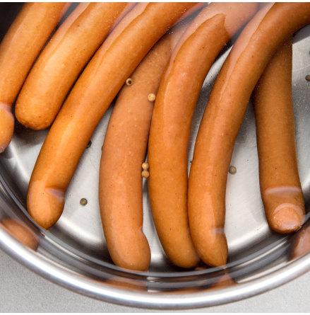 Wienerkorv (Svinn-Bra, kort datum)