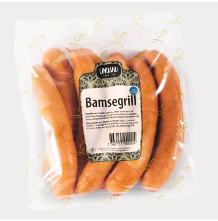 Bamsegrill (Svinn-Bra, kort datum)
