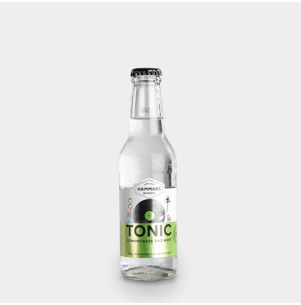 Tonic Lemongrass and mint