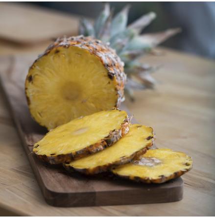 Ananas, hel