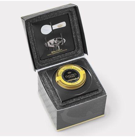 Caviar GASTROunika-GOLD i presentförpackning