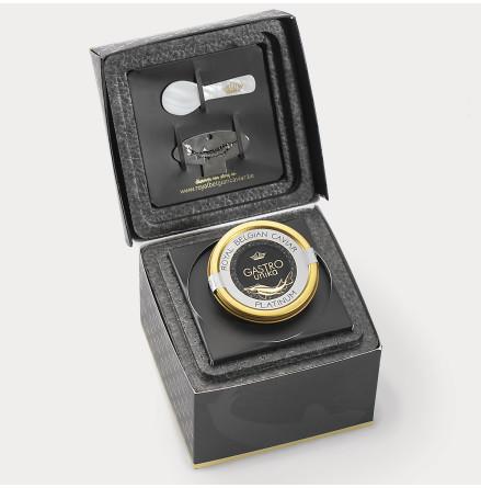 Caviar GASTROunika-Platinum i presentförpackning
