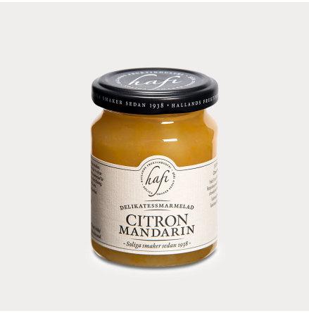 Marmelad med Citron & Mandarin