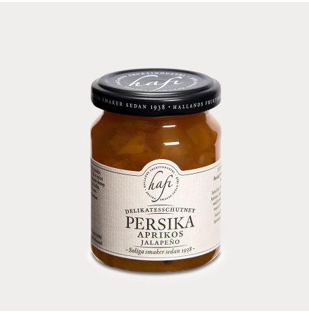Delikatess chutney med Aprikos & Jalapeno