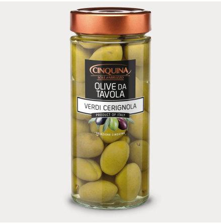 Olive da Tavola verdi Cerignola